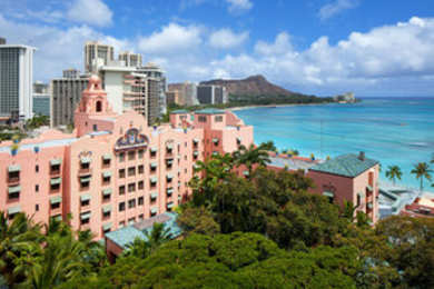 Royal Hawaiian Hotel by Sheraton Waikiki Honolulu