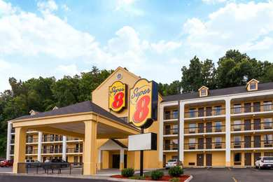 Super 8 Hotel Emert Pigeon Forge