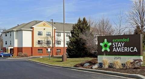 Extended Stay America Hotel Waukesha