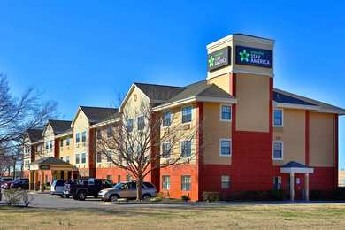 Extended Stay America Hotel Airport Oklahoma City