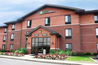 Extended Stay America Hotel South Pittsburgh