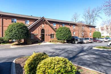 Extended Stay America Hotel Executive Park Charlotte