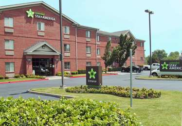 Extended Stay America Hotel Midtown Tulsa