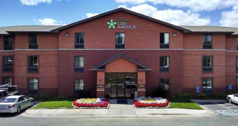 Extended Stay America Hotel Omaha