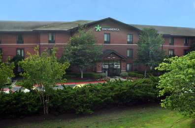 Extended Stay America Hotel West Little Rock