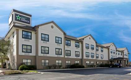 Extended Stay America Hotel Champaign