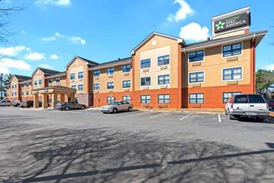 Extended Stay America Suites Park Road Charlotte