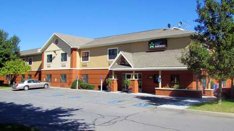 Extended Stay America Hotel Albany