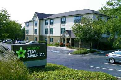 Extended Stay America Hotel Downers Grove