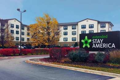 Extended Stay America Hotel Elmhurst