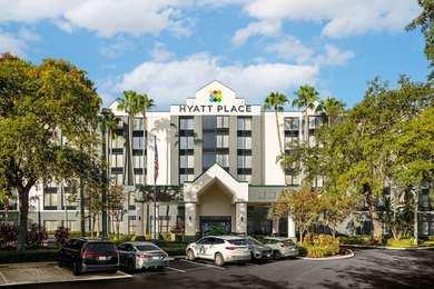 Hyatt Place Hotel Busch Gardens Tampa