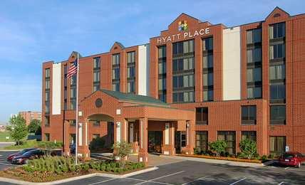 Hyatt Place Hotel Eden Prairie