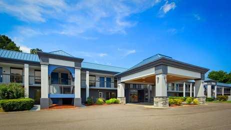 Best Western Motel Emporia