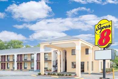 Super 8 Hotel Eufaula
