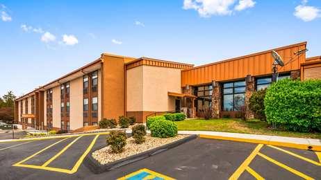 Best Western Center Pointe Inn Branson