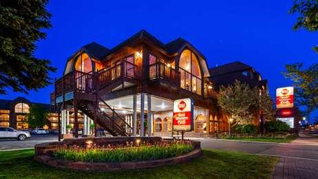 Best Western Plus Dockside Waterfront Inn Mackinaw City