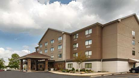 Best Western Plus West Akron Inn & Suites Copley