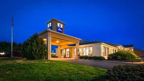 Best Western Inn Suites Monroe