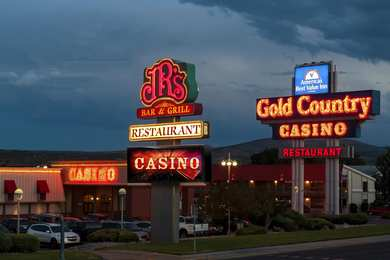 Americas Best Value Gold Country Inn Elko