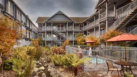 Best Western Plus Bayshore Inn Eureka