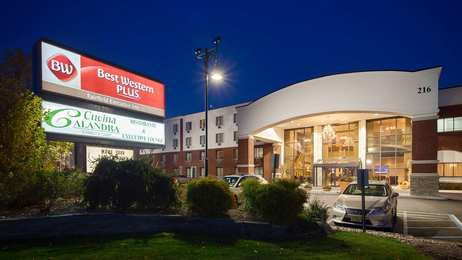 Best Western Plus Executive Inn Fairfield