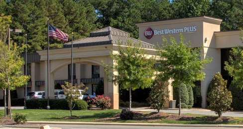 Best Western Plus Cary Inn