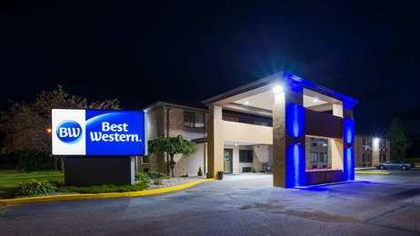 Best Western Executive Inn Mt Gilead