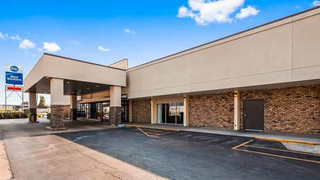 Best Western State Fair Motor Inn Sedalia