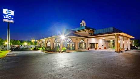 Best Western St Louis Inn