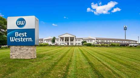 Best Western Parkside Inn Frankfort