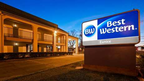 Best Western Motel Eunice