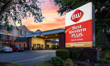 Best Western Plus Northwind Inn Suites King City