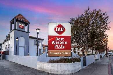 Best Western Plus Executive Suites Redwood City