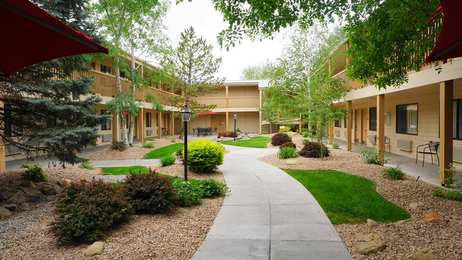 Best Western Grande River Inn & Suites Clifton