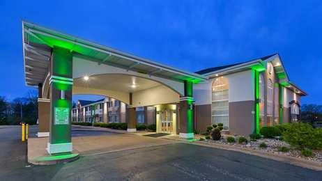Best Western Airport Inn Moline
