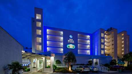 Best Western On The Beach Hotel Gulf Ss