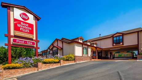 Best Western Plus Humboldt House Inn Garberville