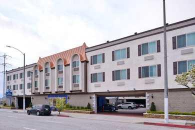 Best Western Airport Plaza Inn Inglewood