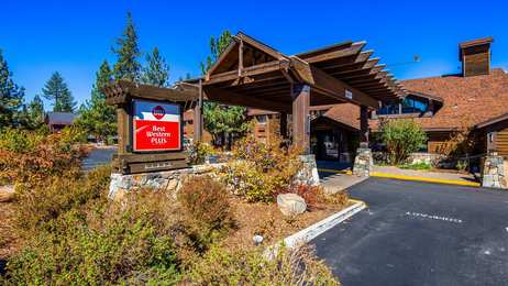 Best Western Plus Truckee Hotel