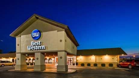 Best Western Airport Inn Tulsa