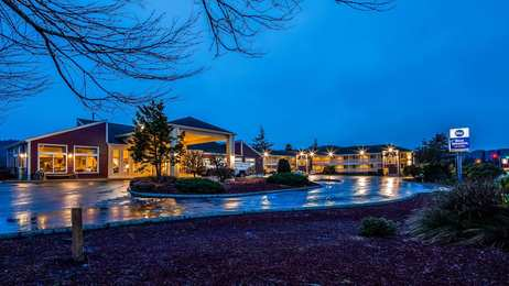 Best Western Salbasgeon Inn & Suites Reedsport