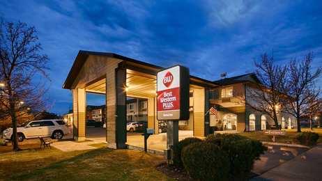 Best Western Plus Rama Inn Redmond