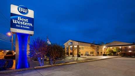 Best Western Celebration Inn Suites Shelbyville