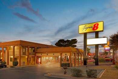 Super 8 Hotel Airport El Paso