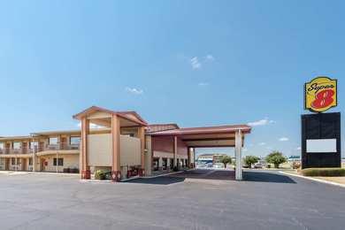 Super 8 Hotel Mall Waco