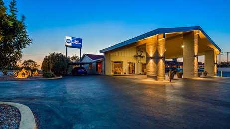 Best Western Motel Llano