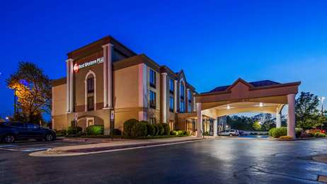 Best Western Plus Greensboro Coliseum Hotel