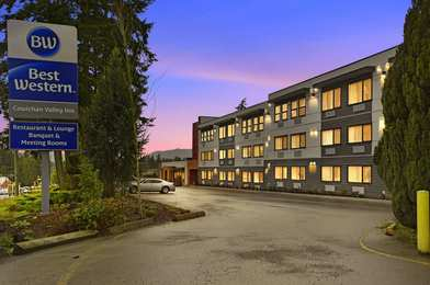 Best Western Cowichan Valley Inn Duncan