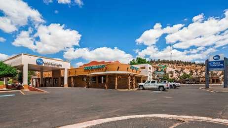 Best Western Thunderbird Lodge Mt Carmel Junction
