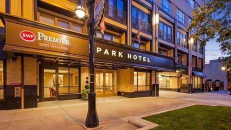 Best Western Premier Park Hotel Madison